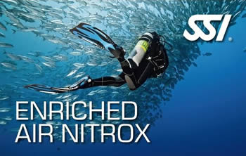Dive Courses | Enriched Air Nitrox