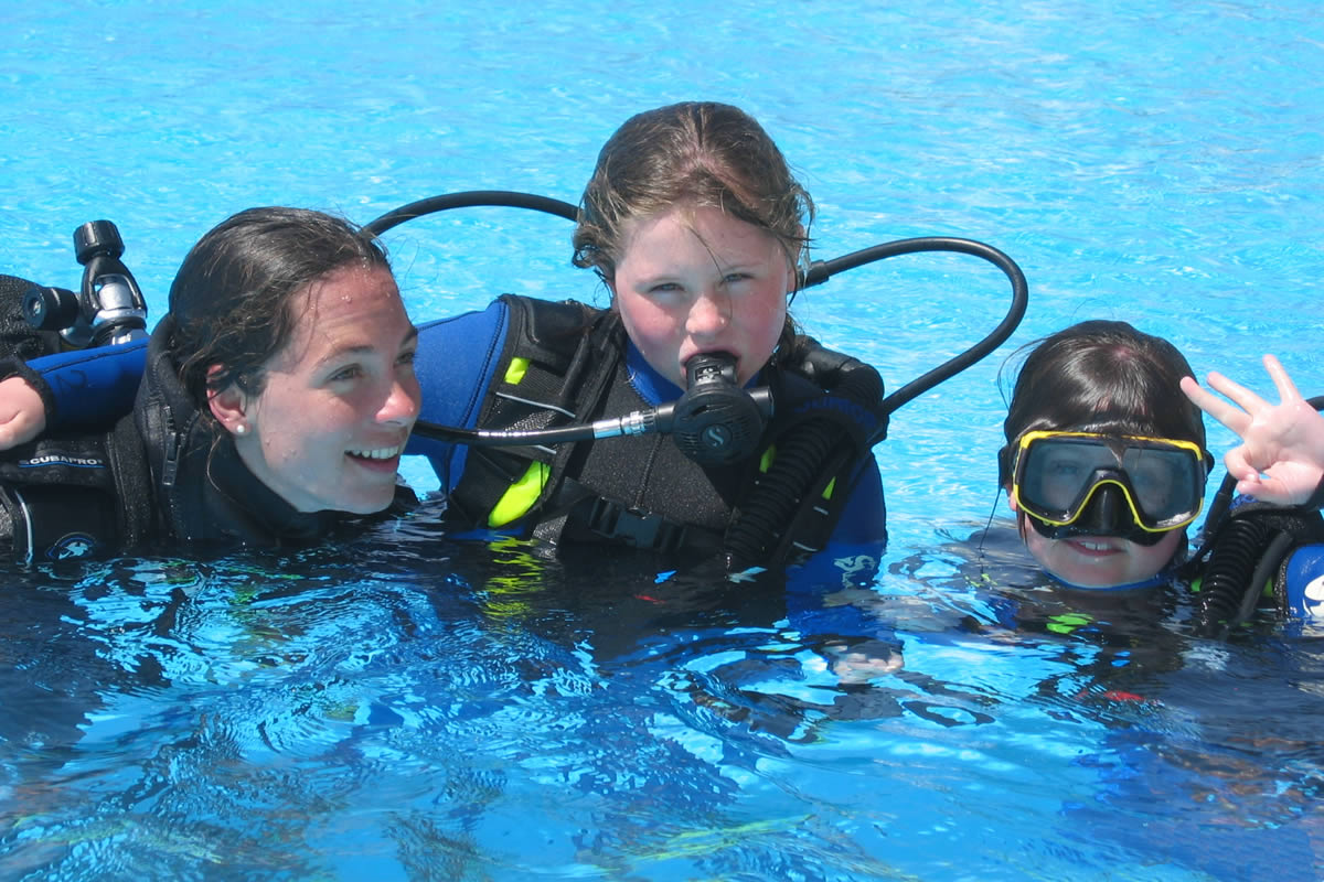 Rubicon Diving | Kids Corner