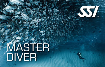 Rubicon Diving | SSI Master Diver