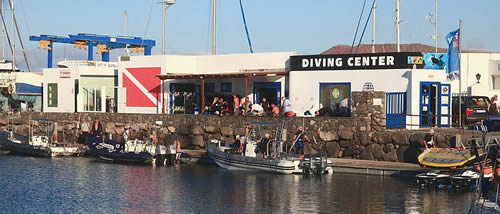 Rubicon Diving Lanzarote | Dive Centre Marina Rubicon